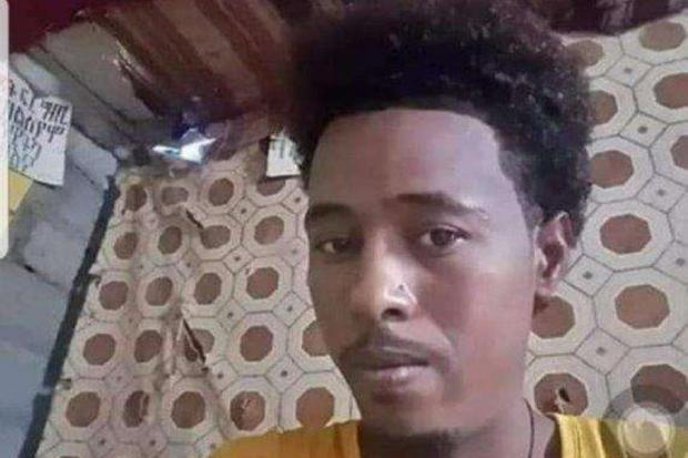 Solomun Teklay, uno dei quattro profughi uccisi domenica