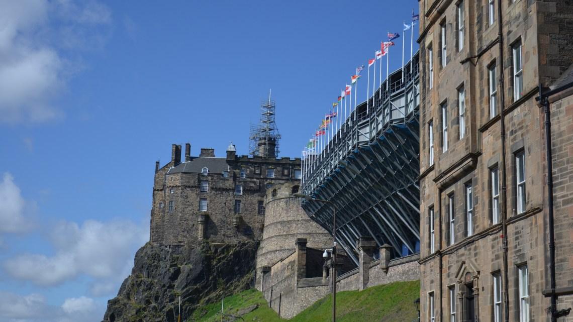 Tre giorni ad Edimburgo