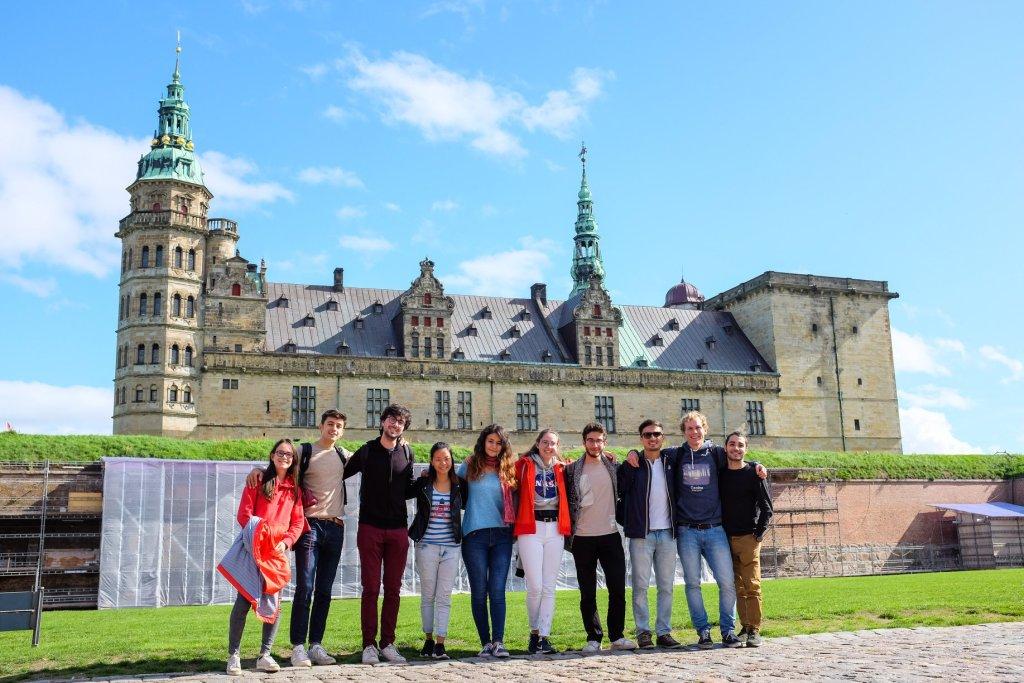 Erasmus a Copenaghen