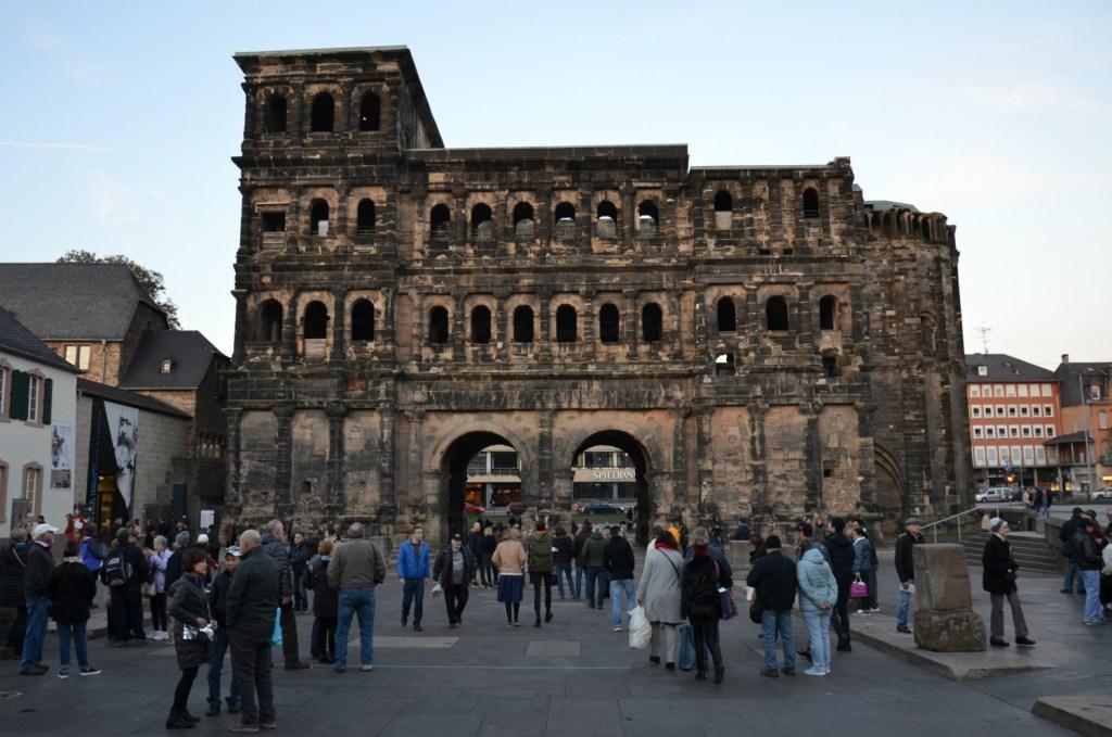Porta Nigra a Trier