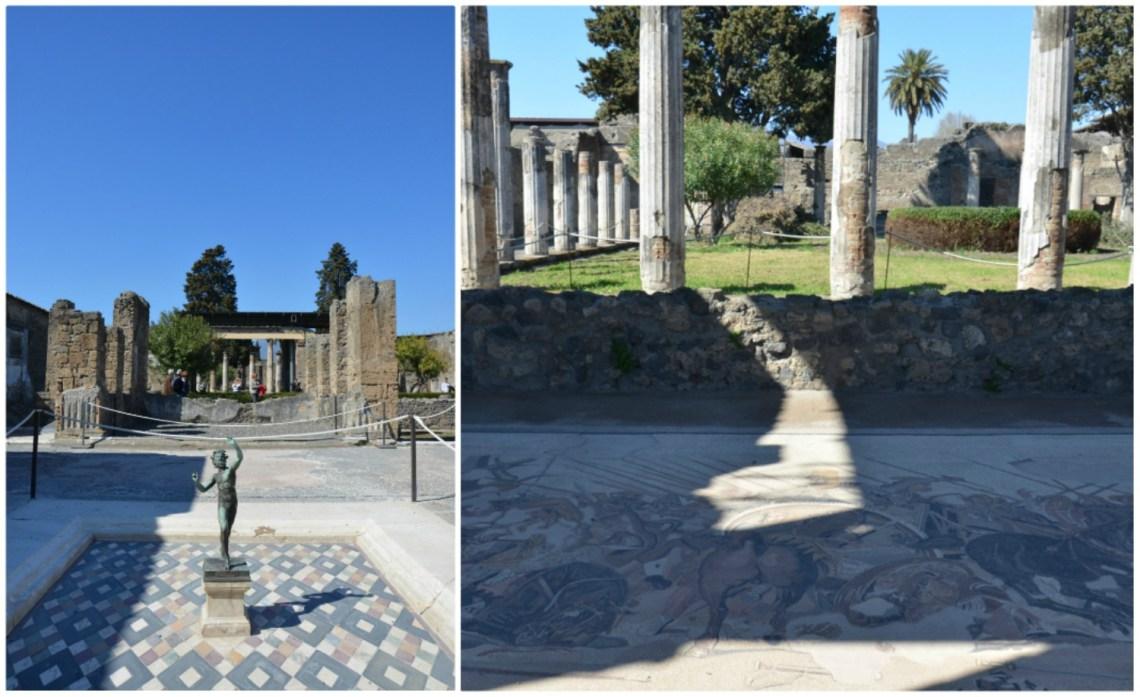 Casa-del-Fauno-Pompei