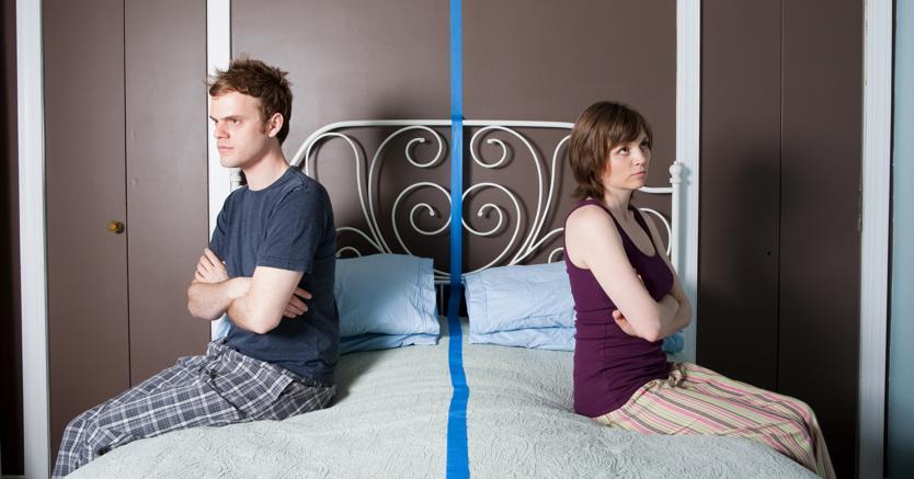Convivenza more uxorio se il convivente lascia la casa for Acquisto casa in separazione dei beni dopo il matrimonio