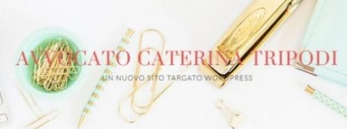 Avvocato Caterina Tripodi