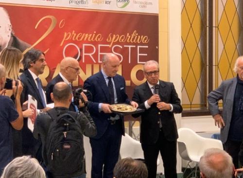 Reggio Calabria: consegna premio Oreste Granillo