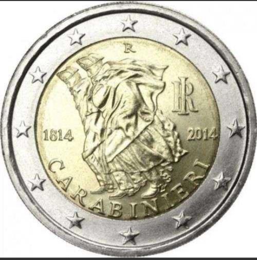 Due euro: la truffa delle monete sosia