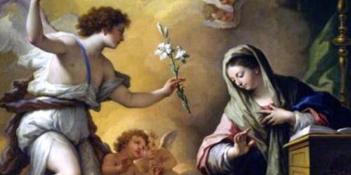 25 Marzo: l'Annunciazione del Signore