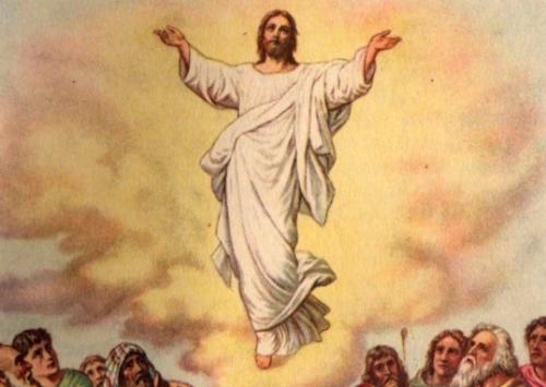 24 Maggio 2020: oggi Domenica dell'Ascensione