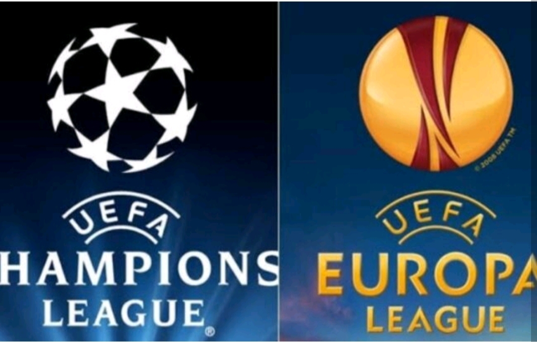 Ultime da Champions ed Europa League