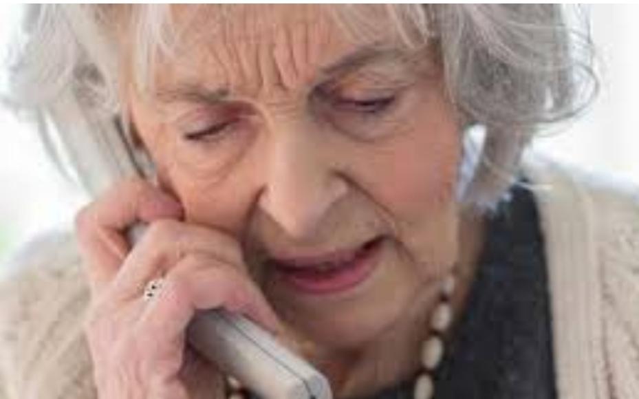 Gli Anziani primi bersagli delle truffe telefoniche