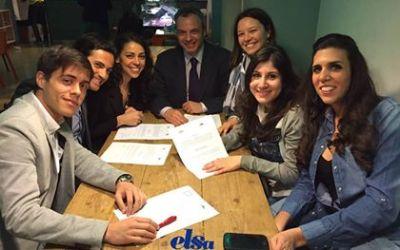 Tirocinii formativi. Convenzione con ELSA Palermo e AIGA Palermo