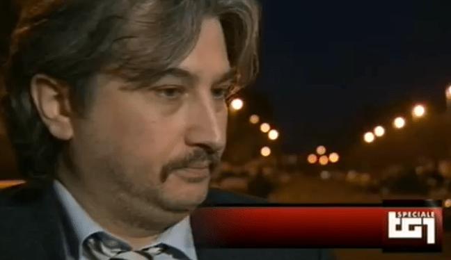 Speciale TG1. Intervista a Silvio Toccafondi, coordinatore Avvocato di strada Firenze
