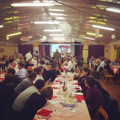 La cena dei diritti 2016