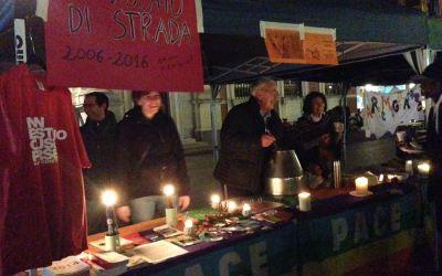 Reggio Emilia. Le foto della Notte senza dimora 2016