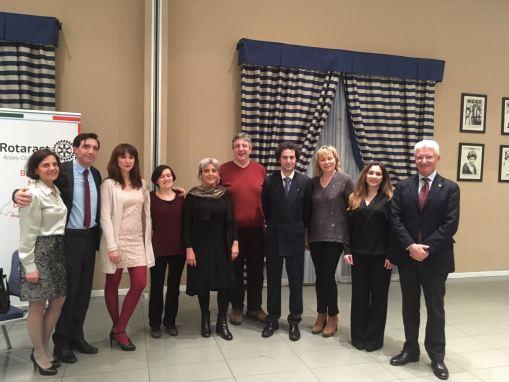 Bologna, Cena con delitto