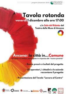 Ancona: la città in… Comune