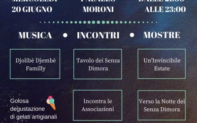 """20.06.18 Padova, """"Voce alle marginalità"""""""