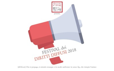 """5 ottobre, Foggia, Festival dei Diritti Diffusi: """"I giorni della strada"""""""