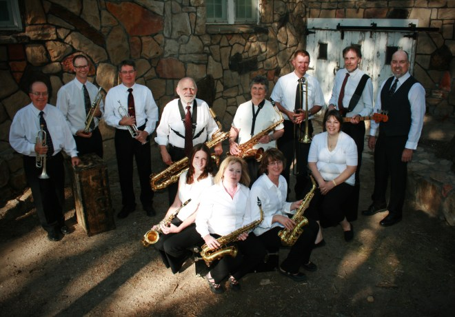 Image of the AVWPE Jazz Band