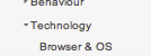 Google Analytics advanced segment screen - product page