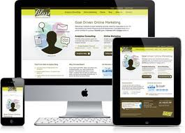 Responsive websites deliver the same experience across all devices