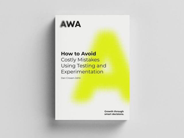 How to Avoid Costly Mistakes Using Testing and Experimentation