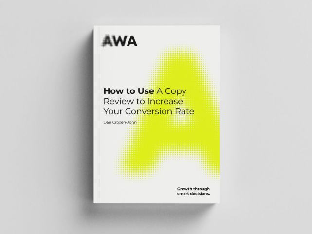 How to Use A Copy Review to Increase Your Conversion Rate