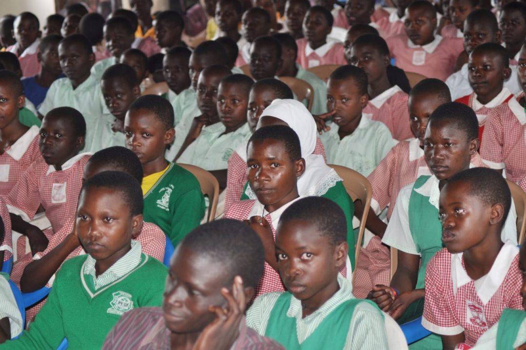 Children from different Schools