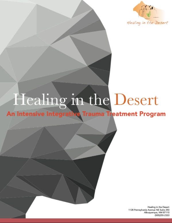 Healing in the Desert Official Presentation