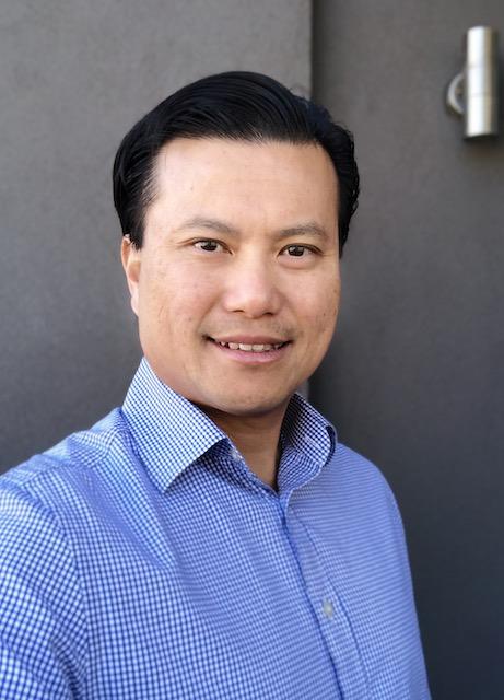 Image of KJ Wong as a sales coach