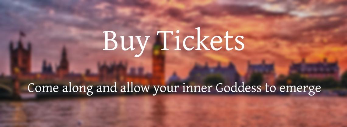 Buy tickets for Awaken the Goddess