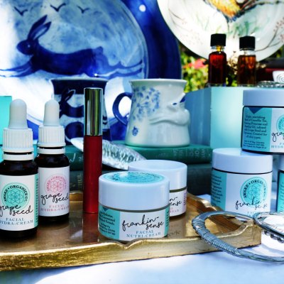 Awake Organics 100% Natural & Organic Skin Care. Consciously Created in England. Beautiful, Glowing Skin Starts Here.