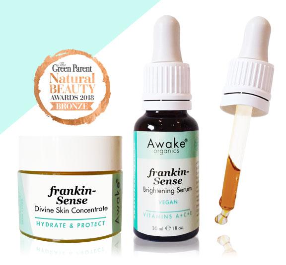 Best Essential oils | Skin Over 35 | Frankincense Moisturiser | Brightening Vitamin C Serum
