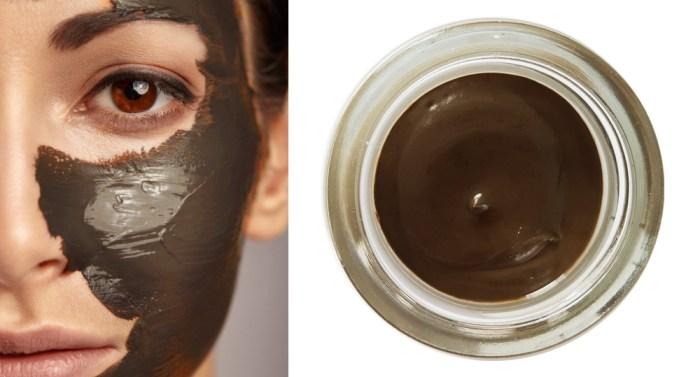 Green Tea + Detox Dead Sea Mineral Mud Mask. best face mask for dry skin UK, best face mask for wrinkles, best anti aging face mask, best face mask for anti aging uk, by awake organics.