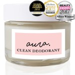 Award-Winning, Organic Aura Clean Deodorant. Natural Deodorant That Works. Organic. By Awake Organics. Natural Deodorant UK, Natural Deodorant for Women.