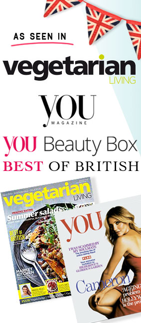 As Seen in You Magazine & Vegetarian Living Magazine. You Beauty Box. Best of British. Aura Clean Deodorant. Natural Deodorant That Works. Organic. By Awake Organics. Press. New. Sign up, Subscription. Promo. Daily Mail Online. Sunday Mail. YouMagSocial. Beauty Box.