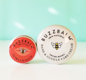BuzzBalm Orange Honey Lip Balm, and Thyme Honey Hand + Cuticle Cream. Shop 100% Natural Organic Cosmetics by Awake Organics. Made in England. The Best British Face Serum. Organic, Pure Ingredients, Sea Buckthorn, Rosehip, Carrot Seed, Rose Geranium, Waterless Skin Care, anti-aging, anti-wrinkle, glowing skin, healthy skin, beautiful skin, younger looking skin. Christmas Gift Ideas. Gifts For Her. Gift Ideas. Lip balm, organic lip balm, natural lip balm, chapped lips, chapped hands, dry lips, dry hands, hand cream, hand balm.