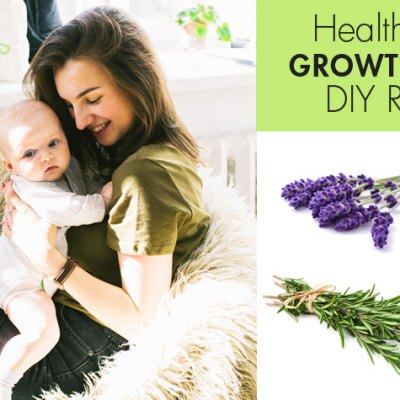 DIY Natural Hair Growth Tonic