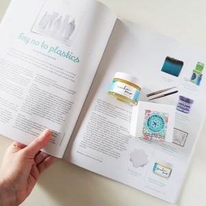 Frankincense benefits for skin. Awake Organics features in Plastic free feature in Planet Mindful Magazine.