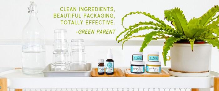 Best chemical free skin care and natural deodorant UK. Awake Organics.