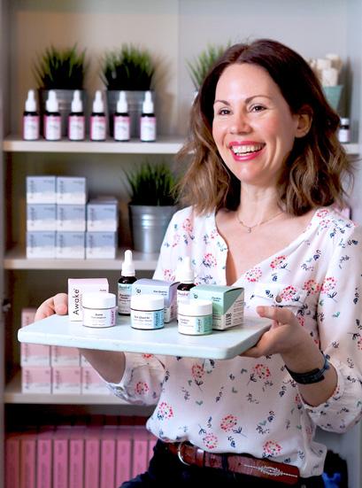 Melissa Kimbell | Awake Organics | UK Beauty Brand