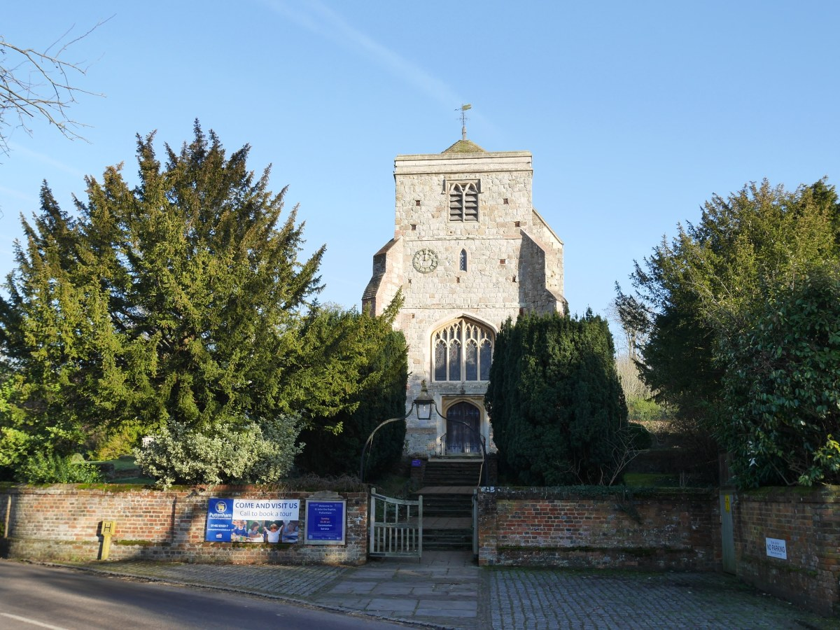 Puttenham Church