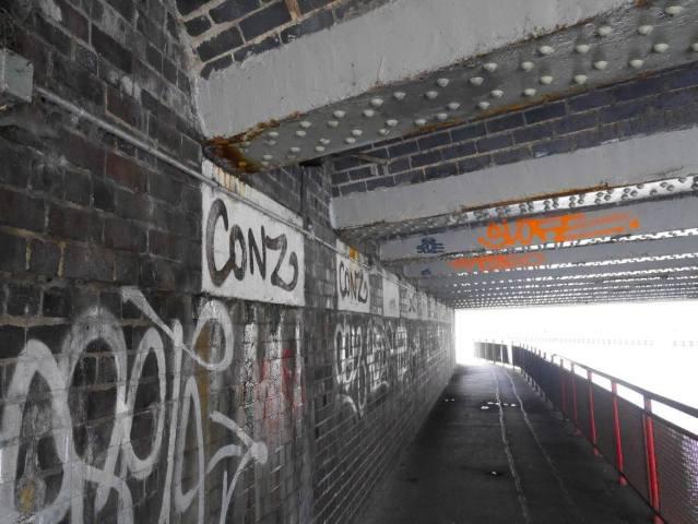 Bridges near Brentford