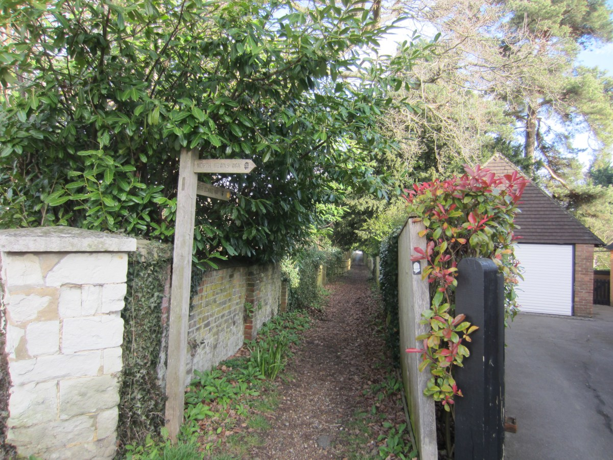 This way out of Merstham