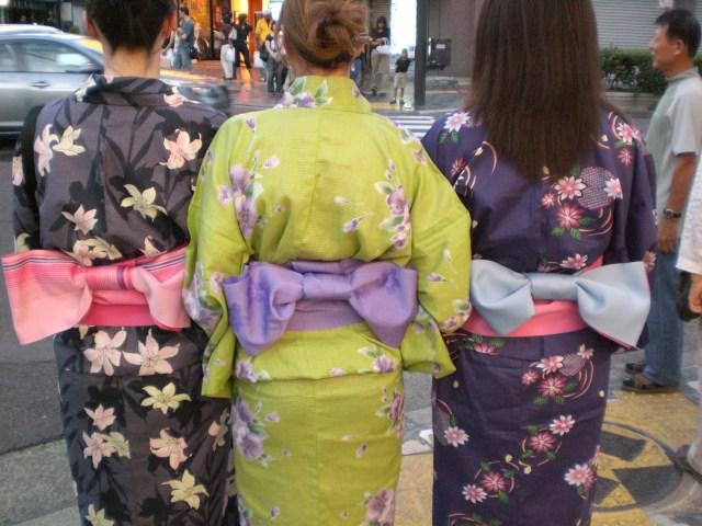 Our tied obi