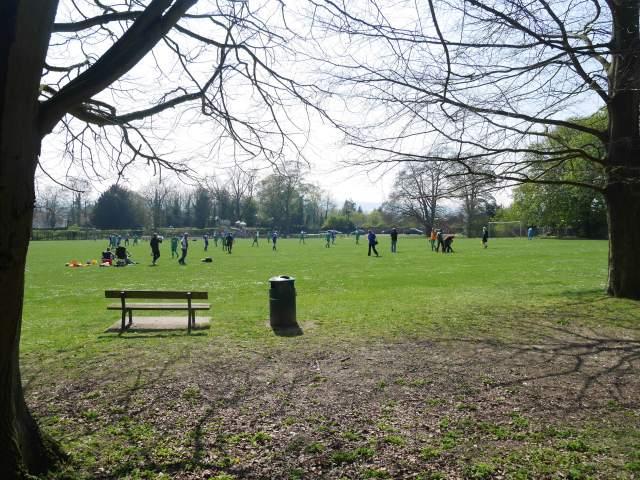 Football in Wrotham