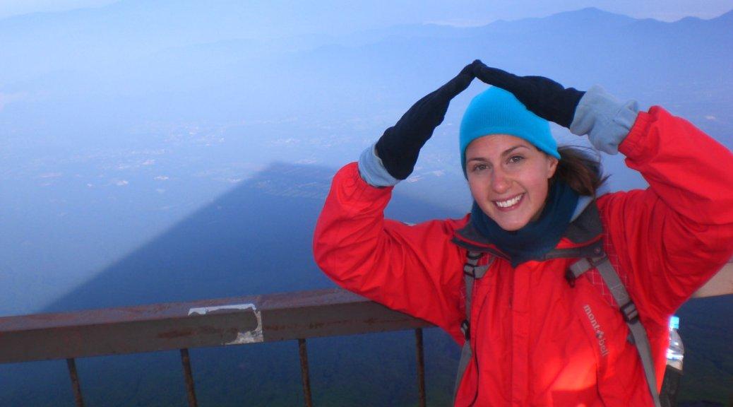 My favourite Mount Fuji photo