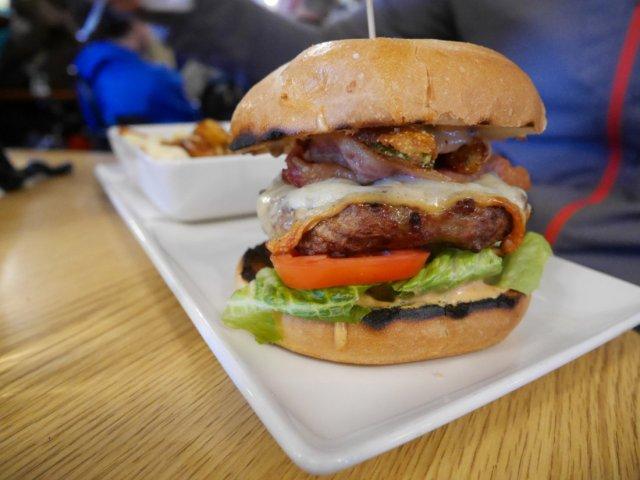 Marc's Burger