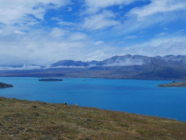 Lake Tekapo looking gorgeous