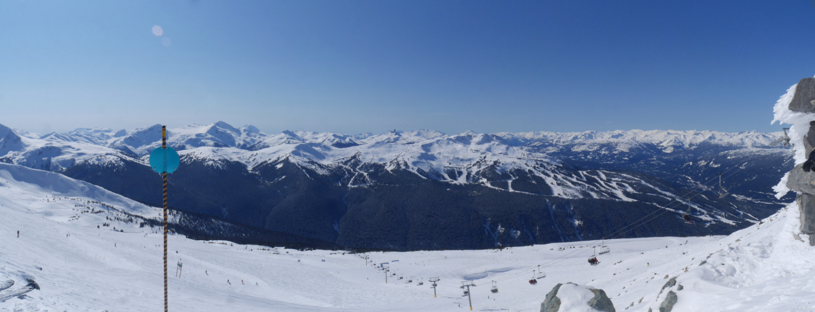 Blackcomb Panorama prettiness