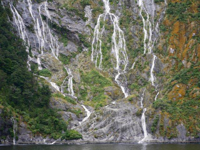 Cliff Waterfalls